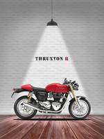 The Thruxton R Motorcycle