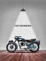 The Thunderbird 1955 Motorcycle