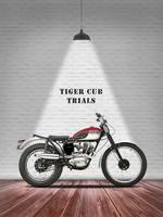 The Tiger Cub Trials Motorcycle