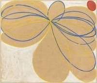 Group V, The Seven Pointed Star Hilma af Klint