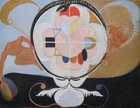 Hilma af Klint Group VI Evolution No 13