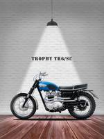 The Triumph Trophy TR6SC Motorcycle