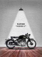 The Vincent HRD Rapide Series C