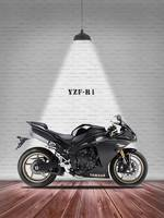 The YZF-R1 Motorcycle