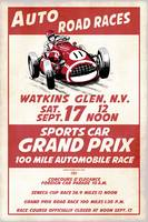 Watkins Glen Grand Prix Races