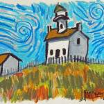 New England Lighthouse Prints & Posters