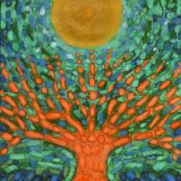 Moon Over The Orang Tree Art Prints & Posters by Wojtek Kowalski
