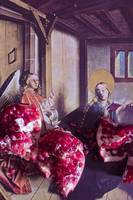 Annunciation with Pomegranates