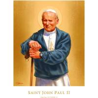 """Saint John Paul II"" by ChrisPelicano"