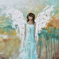 """""""Angel of Hope"""" by ChristineBell"""