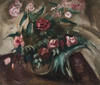 Emile Othon Friesz 1879 - 1949 BOUQUET OF FLOWERS