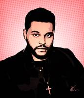 The Weeknd | Pop Art