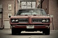 GTO in an Alley