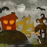 The Spookz Whimsical Folk Art Prints & Posters