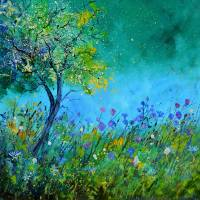 spring hope Art Prints & Posters by pol ledent