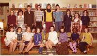 Park School Class Photo 1972-73