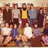 Park School Class Photo 1972-73 Art Prints & Posters by Brian Reynolds