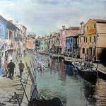 burano, Italy Prints & Posters