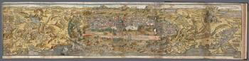 Ancient Jerusalem View 1486