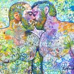 Wild Flowers - Flower Bears by RD Riccoboni