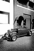 Fort Myers Hot Rod BW