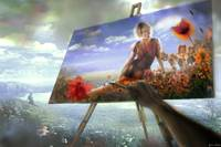 Meadows Portrait