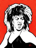 Tina Turner | Pop Art