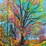 A Season of Colorful Trees by RD Riccoboni