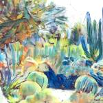 Summer in the Cactus Garden_RD Riccoboni_High Res by RD Riccoboni
