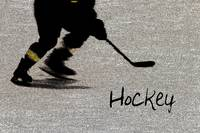 Hockey Shadow