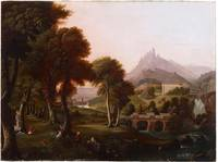 After Thomas Cole (American, 1801-1848)~Copy of Dr
