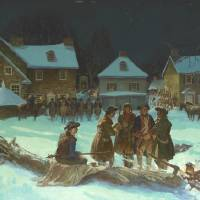 """Charles W Hargens~Midnight Muster-December 23, 17"" by Old_master"