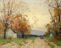 Chauncey Foster Ryder~The Old Road to Deering