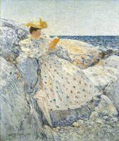 Childe Hassam~Summer Sunlight (Isles of Shoals)