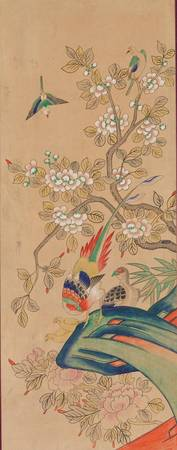 19th century-Early 20th century~Painting of Flower