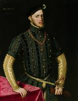 Antonis Mor~Portrait of Philip II