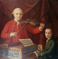 Austrian School~Leopold and Wolfgang Mozart