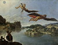 Carlo Saraceni~Fall of Icarus