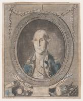 Charles Willson Peale~His Excellency George Washin