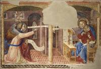 Cola di Petruccioli~The Annunciation
