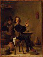 David Teniers the Younger~The Smoker