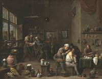 David Teniers the Younger~The Surgeon