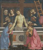 Domenico Ghirlandaio~Man of Sorrows