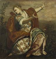Domenico Tintoretto~Allegory of Vigilance