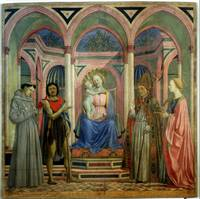 Domenico Veneziano~Altarpiece of St Lucia de' Magn