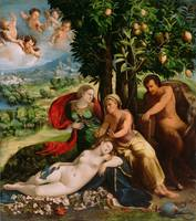 Dosso Dossi~Mythological Scene