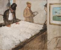 Edgar Degas~Cotton Merchants in New Orleans