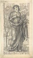 Edward Burne-Jones~The Month of March