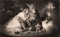 Edwin Landseer~A Midsummer Night's Dream (Shakespe