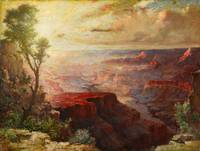 Elliott Daingerfield~The Grand Canyon